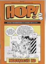 HOP n°57. Mark Trent, Tony Laflamme, MARIN, NORTIER, 1993. NEUF
