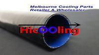 """Black Silicone 1.25"""" Inch / 32mm Straight Hose - 1 Metre Intercooler Turbo Pipe"""