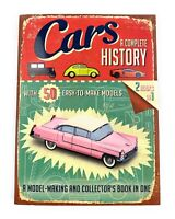 Cars: a Complete History by Simon Heptinstall With 50 Easy to Make Models 2014