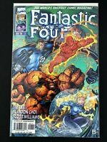 FANTASTIC FOUR #1A MARVEL COMICS  NM+ 1996