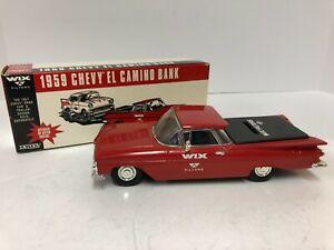 Ertl WIX Filters 1959 Chevy El Camino Bank