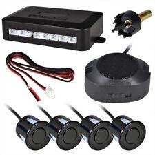 Einparkhilfe 4 Sensoren zum Nachrüsten hinten Parkhilfe Rückfahrwarner  PDC Neu