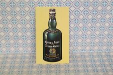 DOLLS HOUSE ( Retro  Metal Sign =  Queen Anne WHISKY