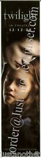 Twilight Movie Promo Bookmark Collector Item Wrong Date