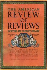 1922 Review of Reviews December-Treatment for mental disorders; Germany's future