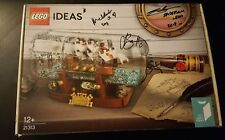 Lego Ideas (21313) Ship in a Bottle - New & Sealed in box -- boat