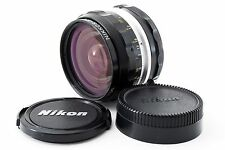 Nikon Nikkor H Auto 28mm f/3.5 Non Ai Wide Angle MF Lens Excellent+ from Japan