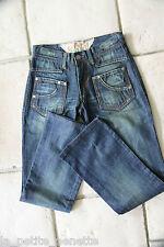 joli jeans droit KAPORAL modèle dynamite Taille 34 (W26)  EXCELLENT ÉTAT