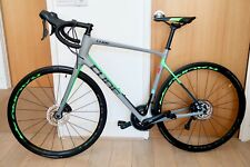 Cube Attain GTC Pro Disc (2017) Road Bike - 58cm - Grey/Green
