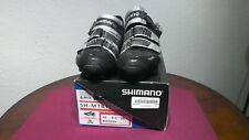 Shimano Mountain Bike Cycling Shoes Men's Size 8.5 #SH-M181L Pre-owned