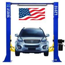 9,000 LB  L2910 2 Post Lift Car Lift Auto Truck Hoist FREE SHIPPING