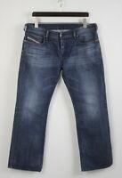 DIESEL ZATINY REGULAR BOOTCUT 0806U Men's W34/L30 Button Fly Jeans 22371-JS