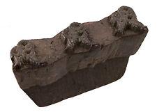 TAMPON BATIK POUR TENTURE OU TEXTILE ANCIEN  RAJASTHAN INDE 7700 AFR5