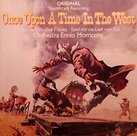 CD Bof Once Upon A Time IN The West Ref 2293