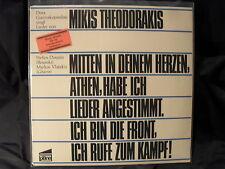Mikis Theodorakis - Ich Rufe Zum Kampf