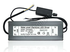 200W Waterproof Dimmable Dimmer LED Driver Power Supply DC 25V-36V 0-6A