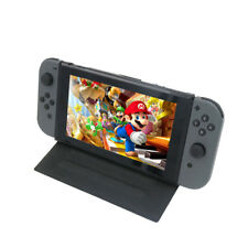 Stand Holder Wallet Purse PU Leather Case Cover for Nintendo Switch Console