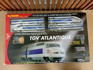 Train mehano TGV atlantique