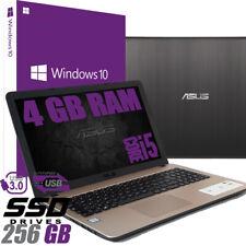 """Notebook ASUS VivoBook X540UA-GQ901 15.6"""" Intel i5-8250U 4GB 256SSD WIN 10 PRO"""
