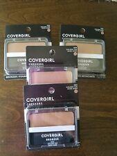 NEW Lot of 4 Covergirl Bronzer Cheekers #104 Golden Tan