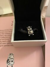 PANDORA 20th Anniversary Bee Charm 2020 Limited Ed. With Certificate