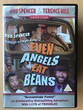 Giuliano Gemma Bud Spencer EVEN ANGELS EAT BEANS ~ 1973 Italian Crime Comedy DVD