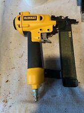 "DeWalt D51236 18 Gauge 1-1/4"" Brad Nailer with Air Inlet"