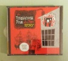THE FIREHOUSE FIVE PLUS TWO STORY  CD  2 disc set includes booklet