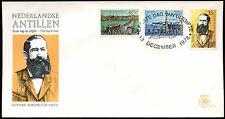 Netherlands Antilles 1978 Leonard Burlington Smith FDC First Day Cover #C26684
