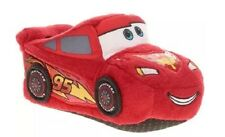 Lightning McQueen Slippers Toddler Boys Size S 5-6