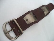 Vintage 40mm large wide NEW OLD STOCK wrist band watch strap Rancho Leather