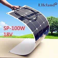SUNPOWER 100WATT 18V SOLAR PANEL FOR SOLAR HOTWATER PHOTOVOLTAIC POWER GENERATOR