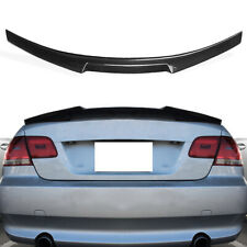 Carbon Fiber Highkick Trunk Spoiler Wing M4 Style Fit For BMW E92 M3 Coupe