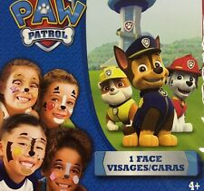 Everest Face Nickelodeon Paw Patrol Temporary Tattoos Party Halloween Costume