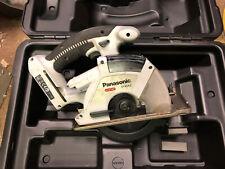 Panasonic EY45A2 14.4v/18v lithium-ion skill saw, circular saw