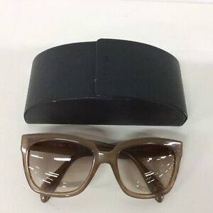 Prada Prescription Glasses - Model Number SPR07P 56/18 with Case #453