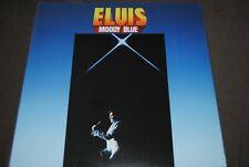 "ELVIS PRESLEY ""Moody Blue"" LP VINYL *NEW & SEALED* / RCA RECORDS - 889854 / 2017"