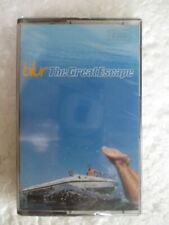 The Great Escape by Blur Rare 1995 Malaysia Cassette Tape New Sealed