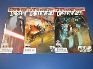 Star Wars Darth Vader #12,13,14 lot of 3 NM Gems Wow