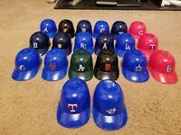 MLB Team Mini Helmets Old Logo