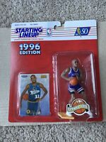 1996 GRANT HILL DETROIT PISTONS STARTING LINEUP FIGURE EXTENDED SERIES