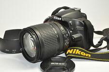 Nikon d3200 KIT Nikkor AF-S 18-105mm VR solo inneschi 10k 2j. gewährl./rivenditori
