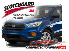 3M Scotchgard PRO Clear Bra Paint Protection Deluxe Kit for 2018 Ford Escape