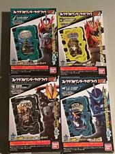 Kamen Rider Saber Collectible Wonder Ride Book SG02  Ride Book Set USA SHIP