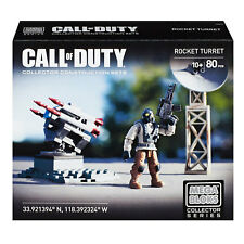 Mega Bloks Call of Duty ROCKET TURRET Collector Construction Set (CNG74)