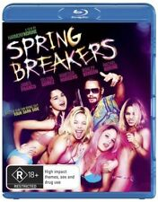 Spring Breakers (Blu-ray, 2013)