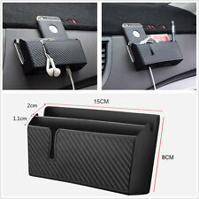 15 *8CM Universal Cars Auto Accessories Organizer Air Outlet Storage Bag Box