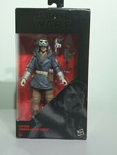 """New ( Other ) Star Wars Black Series Captain Cassian Andor 6"""" Action Figure Toy"""