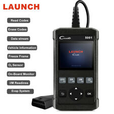 US LAUNCH CR5001 CR519 OBD2 OBDII Car Diagnostic Code Reader Scanner Check Tool