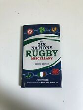 The Six Nations Rugby Miscellany Book - Brand New
